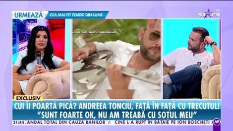 Răi da buni. Andreea Tonciu își anunță adevărata revenire în viața publică: Cu oricine m-aș certa în 10 minute îmi trece