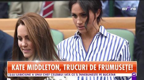 Star Matinal. Kate Middleton a întinerit la faţă în mod suspect. Cel mai probabil Ducesa a apelat la ajutorul medicilor