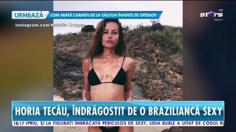 Star News. Horia Tecău, îndrăgostit de o braziliancă sexy