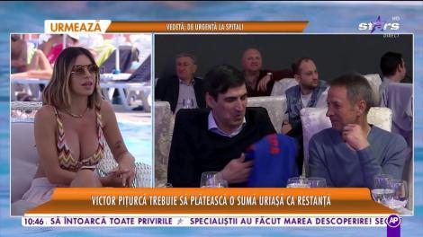 Victor Piţurcă, milionar cu datorii la întreţinere!