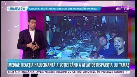 Primele imagini cu Gabi Tamaş după ce a fost dat dispărut! Familia şi cei de la club nu au ştiut nimic de el timp de 24 de ore!