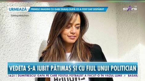Andreea Raicu a dezvăluit de ce nu a rezistat lângă bărbaţii celebri cu care s-a iubit