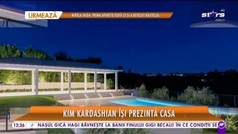 Star Matinal. Kim Kardashian are o casă 17 milioane de dolari!