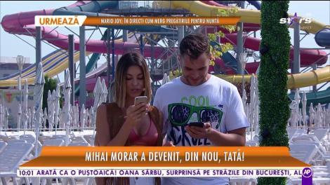 Star Matinal. Mihai Morar a devenit tată pentru a treia oară! Primele declarații: Este cea mai grea aşteptare, e un pic că atunci când aştepţi să vină audienţele la radio