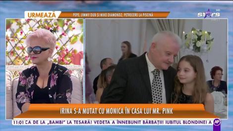 Moment greu pentru Irinel Columbeanu,fiica sa Irina s-a mutat în America. Informaţii de ultimă oră, în direct!