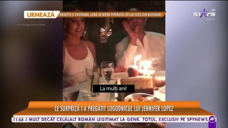 Jennifer Lopez a fost sărbătorită ca o regină de ziua ei! Cum s-a comportat iubitul acesteia cu ea