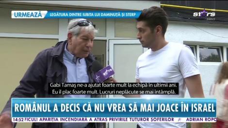 Star News. Gabriel Tamaș ar avea de rezolvat o situație stânjenitoare. Cine îl vrea trebuie să plătească 50 de mii de euro