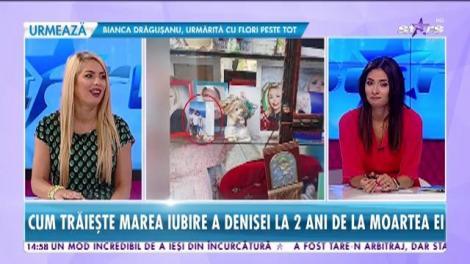 Star News. Gest sfâşietor făcut de iubitul Denisei Răducu, la doi ani de la moartea ei!  Tatăl Denisei: El s-a întors în Spania, unde are afacerile