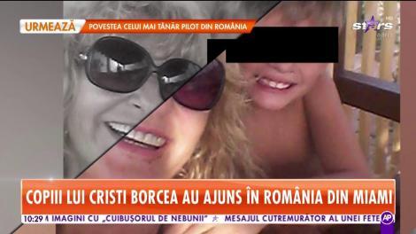 Star Matinal. Alina Vidican a venit în secret în România? Cine a dat-o de gol pe fosta soţie a lui Cristi Borcea