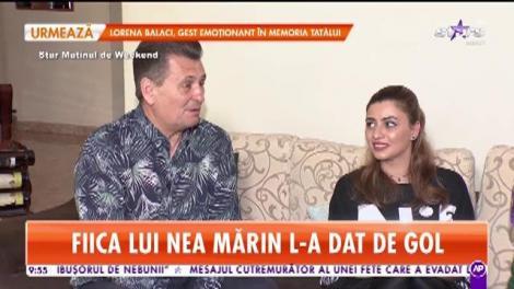 Star Matinal. Nea Mărin, spaima vedetelor, interviu la dublu alături de fiica sa: Eu și soția mea suntem împreună de 40 de ani