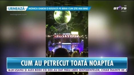 Cântăreţi, bloggeri şi vedete din televiziune au luat cu asalt cel mai tare festival de la Cluj