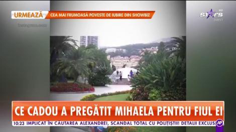 Star Matinal. Mihaela Rădulescu, surpriză de proporții pentru fiul său! Ce i-a pregătit cu ocazia zilei sale de naștere