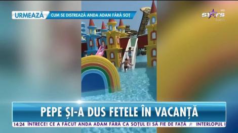 Pepe şi Raluca, vacanță de vis în Turcia!