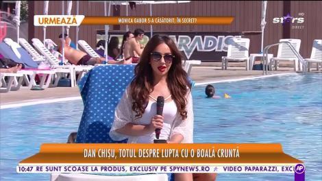 Brigitte Năstase îşi vinde vila cu piscină de la Timişoara