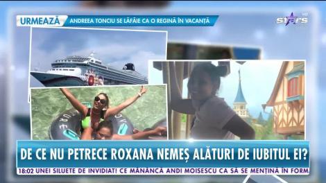 Star News. Cu cine se distrează Roxana Nemeș în vacanța din Miami