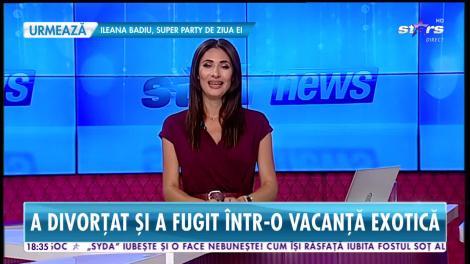 Star News. Primele imagini cu Gabriel Tamaş şi soţia după ce s-a zvonit că se despart. Ce se întâmplă cu adevărat în relația lor
