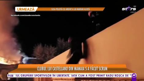 Star Matinal. Clubul lui Joshua Catellano din Mamaia s-a făcut scrum