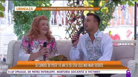 Star Matinal e pe val! Maria Cârneci, dată de gol chiar de cel mai bun prieten. Tot ce nu știați despre artistă