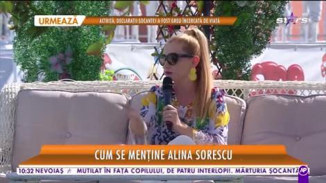 Star Matinal e pe val! Alina Sorescu, pregătiri de vacanță: De trei ani mergem în același loc