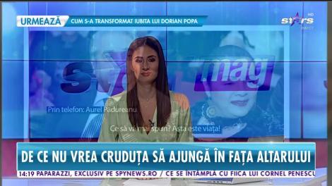Star News. Familia Corneliei Catanga, urmărită de blesteme? Aurel Pădureanu: Mă rog în permanență lui Dumnezeu
