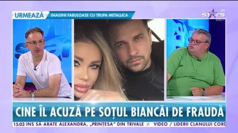 Star News. Cine îi vrea răul soţului Biancăi Drăguşanu. Alex Bodi: Un fost partener vrea să atace afacerea noastră