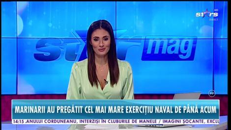 Star News. Super spectacol de Ziua Marinei. Mii de oameni au asistat la festivitățile de la malul mării