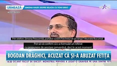 Bogdan Drăghici, preşedintele Asociaţiei TATA, acuzat că şi-a abuzat fetiţa
