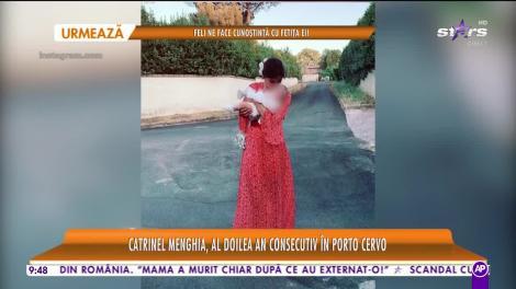 Star Matinal e pe val. Catrinel Menghia, al doilea an consecutiv în Porto Cervo, destinaţia favorită a vedetelor
