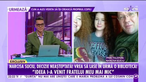 Agenția Vip. Ce viață duce Narcisa Suciu în Finlanda