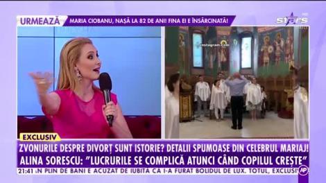 Agenția Vip. Alina Sorescu şi Alexandru Ciucu, nunta de salcie. Detalii spumoase din celebrul mariaj