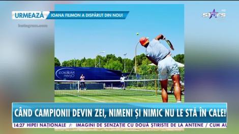 Star News. Rafael Nadal a izbucnit în hohote de plâns. Au fost lacrimi de bucurie