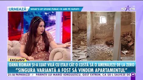 Oana Roman şi-a luat vilă cu etaj! Cât o costă să o amenajeze