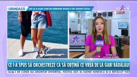 Star News. Incident în miez de noapte între Claudia Pătrăşcanu şi soţul ei. A venit Poliţia