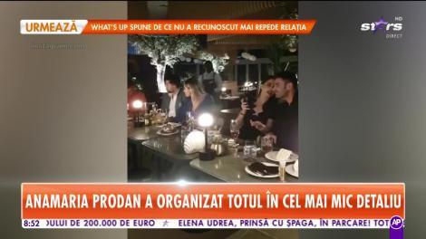 Star Matinal. Imagini în exclusivitate de la petrecerea surpriză pe care Anamaria Prodan i-a organizat-o lui Reghe!