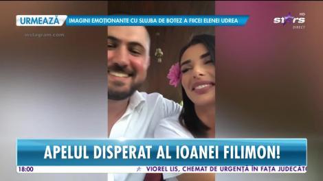 Star News. Filmări din intimitatea Ioanei Filimon cu turcul milionar au fost făcute publice