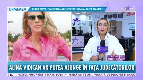 Star News. Alina Vidican, fosta soție a lui Cristea Borcea, probleme grave în America