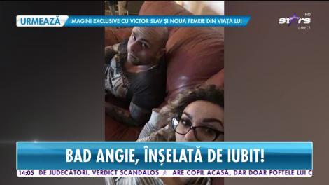Star News. Bad Angie, înșelată de iubit! Ce dovezi ale infidelității a primit preferata lui Scărlătescu