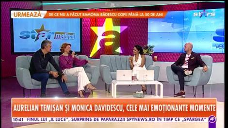 Star Matinal. Imagini nemaivăzute de la nunta Andreei Bălan! Nașii, Aurelian Temișan și Monica Davidescu, au păstrat toate tradițiile