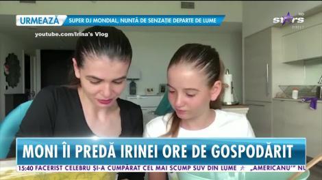 Star News. Cum are grijă Monica de Irina, de când cea mică s-a mutat în America