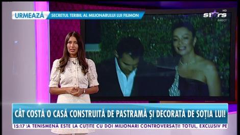 Star News. Brigitte şi Florin Pastramă și-au făcut cartier de vile. Cei doi vor să dea lovitura în imobiliare