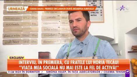 Star Matinal. Interviu cu fratele lui Horia Tecău: Relația dintre noi este una bună, în ciuda distanței care ne separă