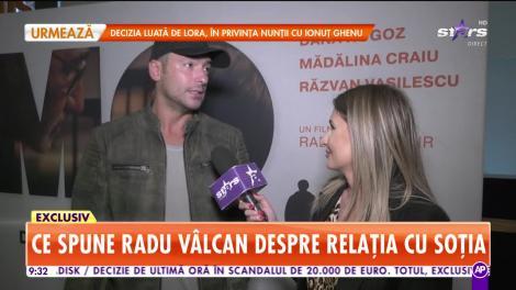 Star Matinal. Cum a decis Radu Vâlcan să-și schimbe look-ul