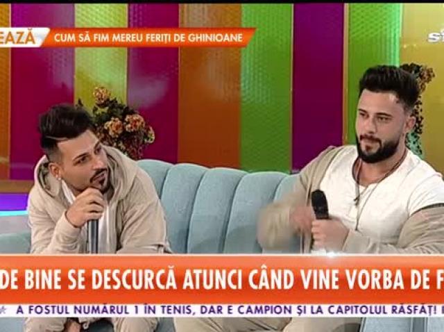 """Ispita George de la """"Insula Iubirii"""", super show la """"Star Matinal! Asculta aici noua lui piesa, """"Ciocolata""""!"""