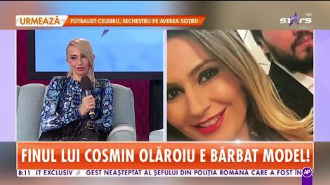A ştiut Crina Abrudan pe cine a pus mâna! Finul lui Cosmin Olăroiu, surprins într-o ipostază inedită!