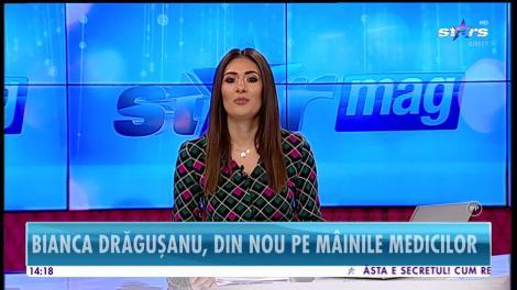 Bianca Drăguşanu şi-a făcut o nouă intervenţie estetică!