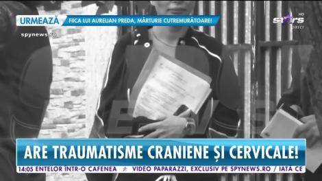 Star News. Documente din ancheta bătăii lui Florin Pastramă. Soţul lui Brigitte Sfăt are traumatisme craniene și cervicale