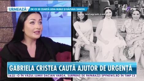 Star News. Gabriela Cristea şi Tavi Clonda caută bonă