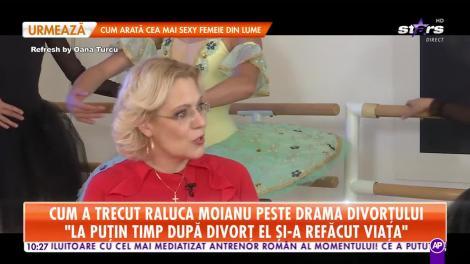 Raluca Moianu, despre motivele care au dus la ruptura de soț