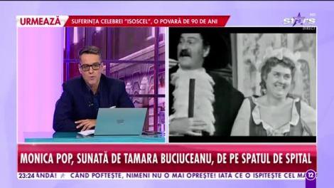 Agenția Vip. Tamara Buciuceanu Botez a murit. Marele regret al Monicăi Pop: Era un pacient extraordinar de serios