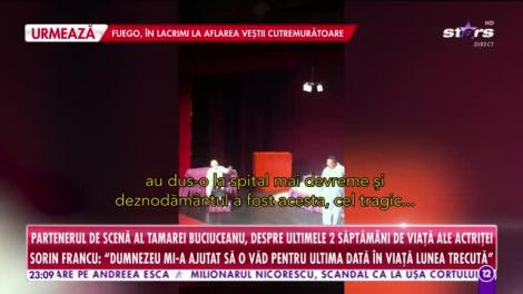 Agenția Vip. Tamara Buciuceanu Botez a murit. Dezvăluiri despre ultimele două săptămâni de viață ale actriței